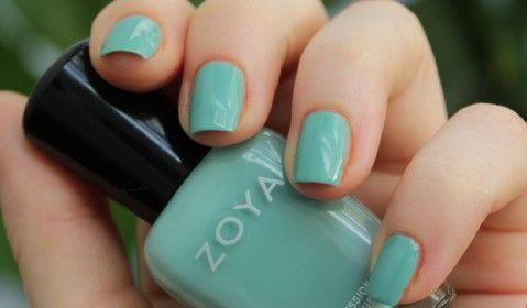 Zoya Nail Polish in Wednesday!