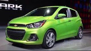 2015 New York Auto Show - 2016 Chevrolet Spark - Autos Show Insight - YouTube