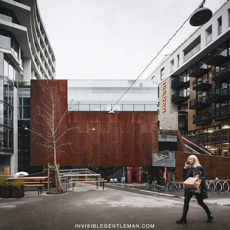 Vulkan Scenebygg   LPO Arkitekter   Oslo, Norway