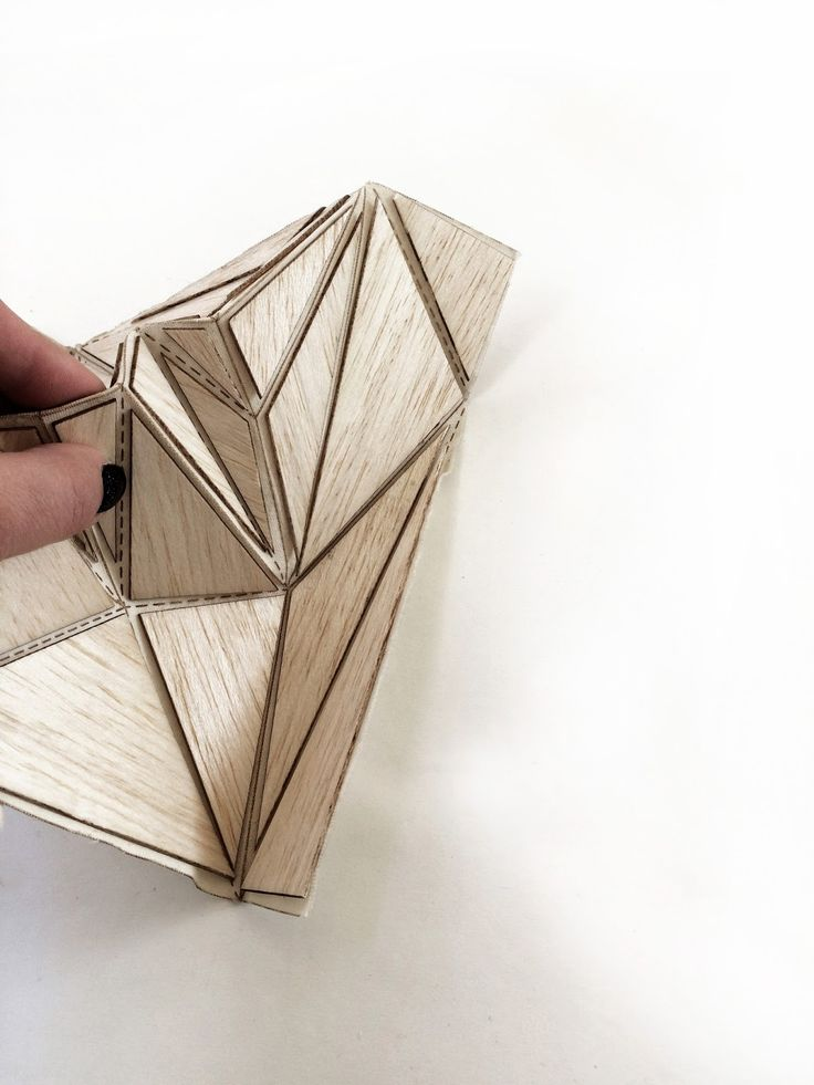 Best 25 folding architecture ideas on pinterest for Triangle concept architecture