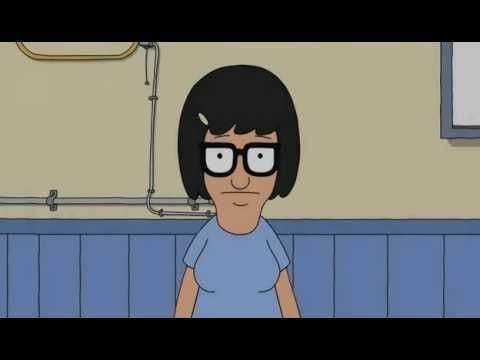 Tina's comedy stand up routine