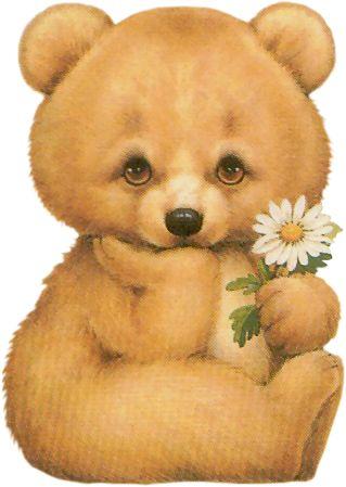 Printable - Bear - Ruth Morehead