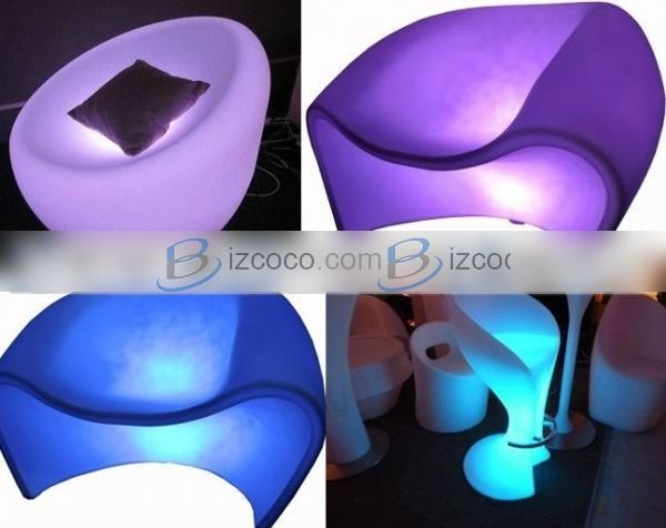 COOL! 2013 Fancy LED Restaurant Chairs For Sale Used With 16 Color   #2 Ideas And Design