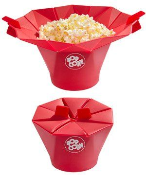 Showcase your kitchen with our Foldable Microwave Popcorn Maker Popper from our Biggest Sale  #Kitchentools #Popcornpopper #Popcornmaker #Microwavebowl #Shopomall