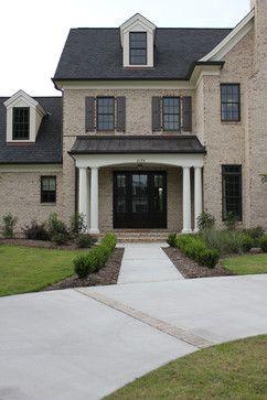 The Angelique, built by Mark Johnson Custom Homes - traditional - exterior - wilmington - Mark Johnson Custom Homes