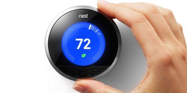 Resultado de imagen de nest termostato