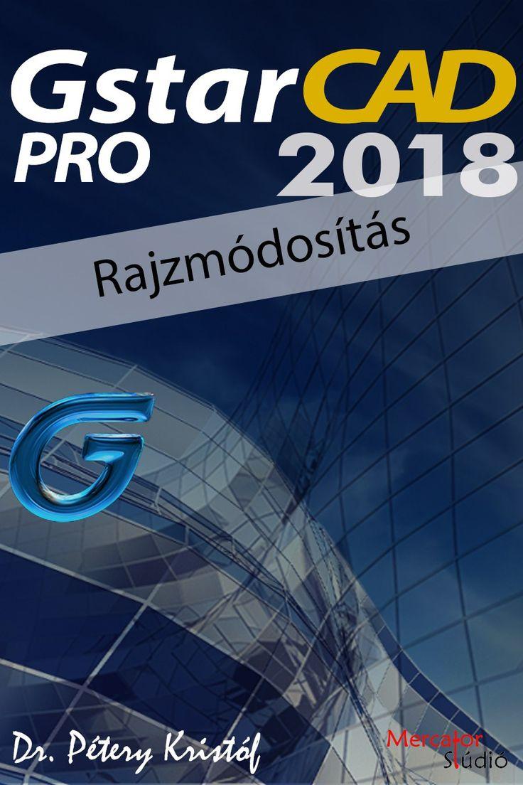 gstarcad-pro-2018-rajzmodositas