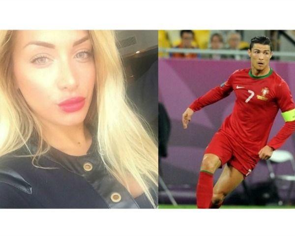 Cristiano Ronaldo Wife: 5 Facts About Elisa de Panicis - http://www.morningledger.com/cristiano-ronaldo-wife-5-facts-elisa-de-panicis/1379716/