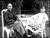 Madame Chiang Kai-shek, one of the most influential women in the recent history of China and Taiwan