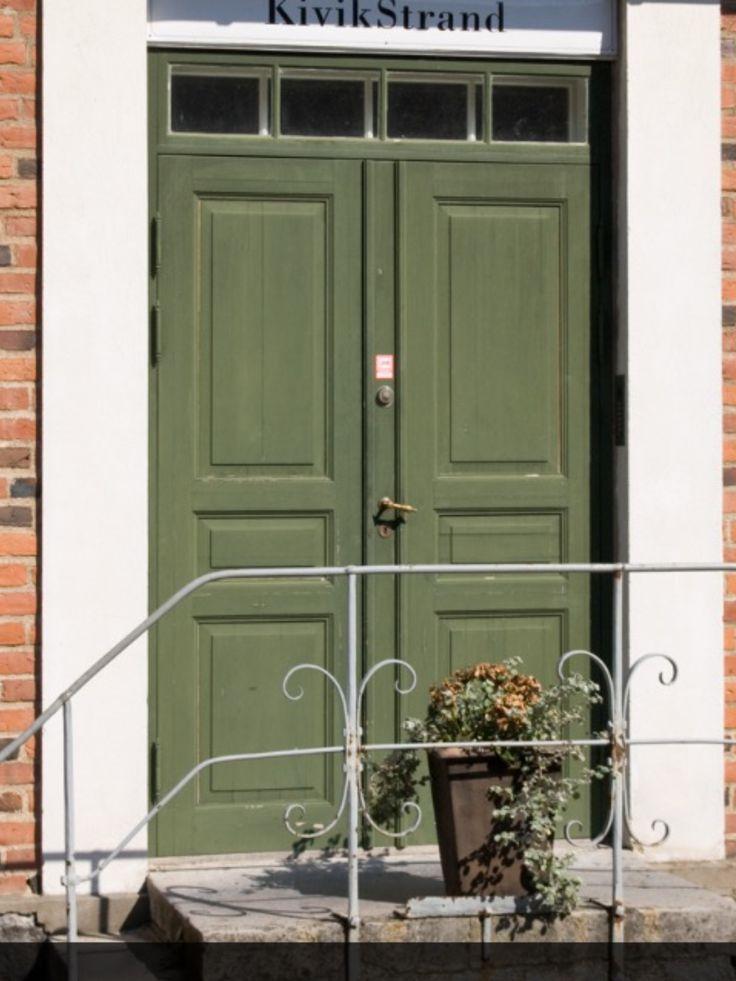 Dörr och handtag