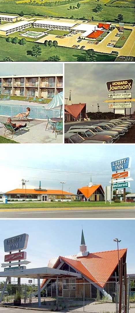 HoJo's Lost Mojo: 10 Deserted Howard Johnson's Locations