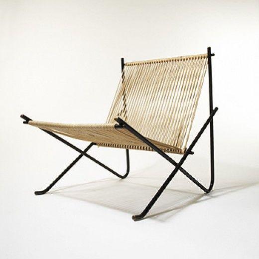 Poul Kjaerholm, Holscher Chair For Fritz Hansen, 1952.