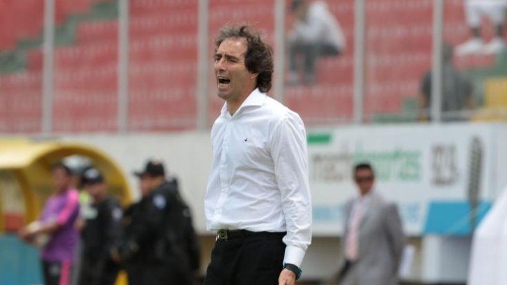 Guillermo Almada, entrenador de Barcelona Sporting Club, confesó que el partido…