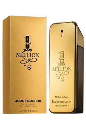 Paco Rabanne 1 Million Eau De Toilette 50ml