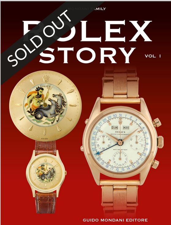 SOLD OUT http://www.mondanionline.com/news-rolex-story%3a-sold-out-49.php