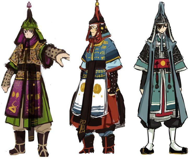 Armor by Moonaninsa: Joseon Armor