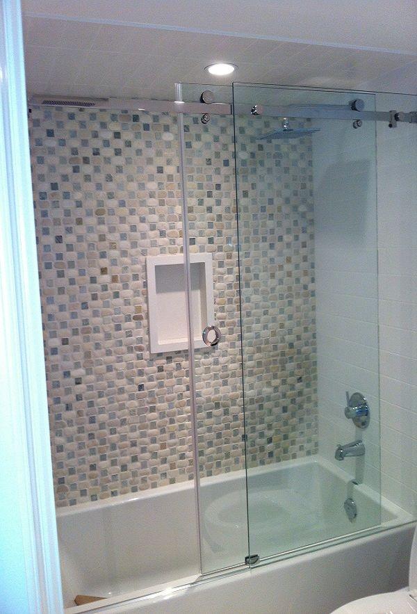 1000 Ideas About Tub Enclosures On Pinterest Tub Glass