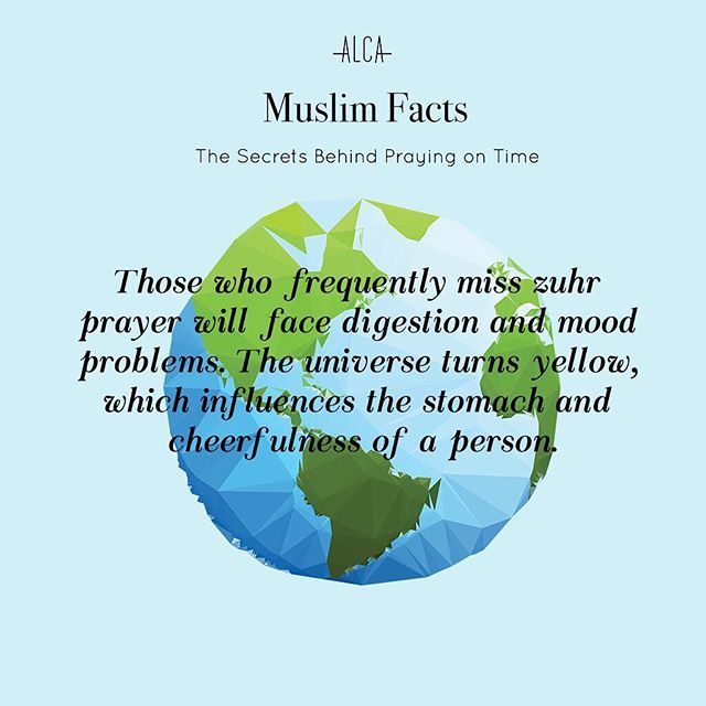 "Rasulullah SAW said, ""The deeds that are most beloved by Allah SWT are offering prayer at its time and kindness to parents."" Let's pray zuhr right on time today, Ladies!  #Alca"