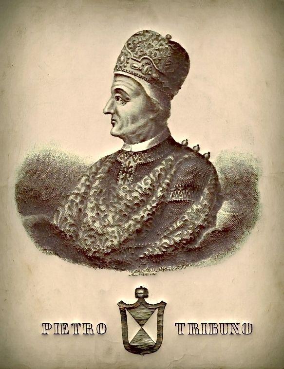 Pietro Tribuno, Doge of Venice
