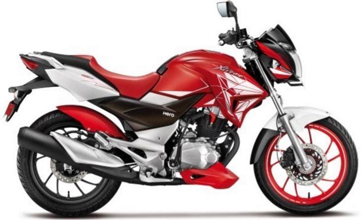 Ecos Del Quinto Sol Hero Honda Cbz Xtreme Price Mileage Suzuki
