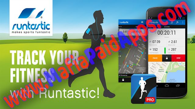 Runtastic PRO Running Fitness v8.1.3 Apk for Android    Runtastic PRO Running Fitness Apk  Runtastic PRO Running Fitness is a Health & Fitness Application for android  Download last version of Runtastic PRO Running Fitness Apk for android from MafiaPaidApps with direct link  Ready to get in shape? Get started to with the Runtastic GPS Running & Fitness PRO app and start tracking your fitness activities (distance time speed elevation calories burned & more) - such as running jogging biking…