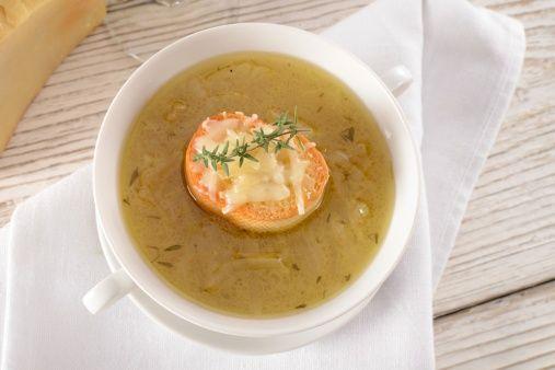Zuppa di cipolle con il Bimby