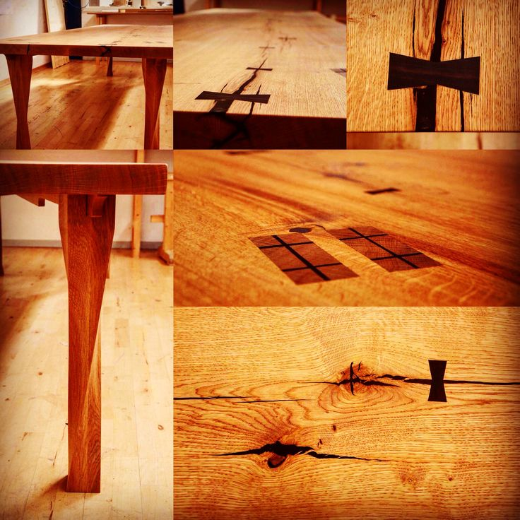 Details in woodworking