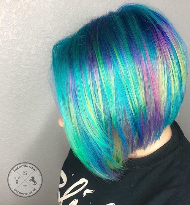 Instagram Analytics | Hair | Hair styles, Dyed hair, Short ...