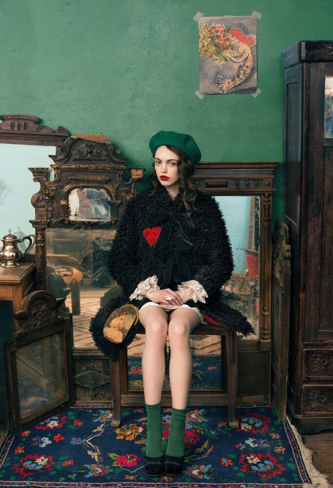 Andrey Yakovlev Lili Aleeva | OLDSKULL