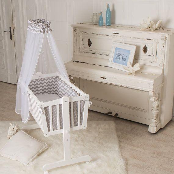 best 25+ wiege baby ideas only on pinterest | stubenwagen, wiege, Schlafzimmer