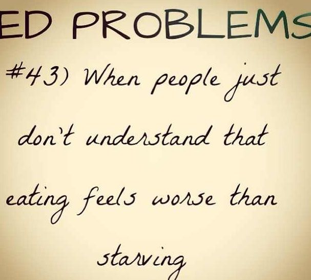 Where could I go to school if I wanted to work with people with eating disorders?