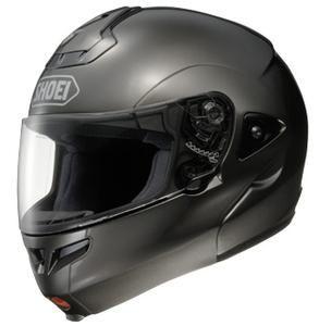 Shoei Multitec Full-Face Helmet - Metallic - MULTITEC-METALLIC