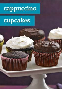 Cappuccino Cupcakes – Learn how to make this yummy cupcake recipe by watching this tutorial video!