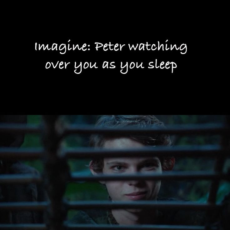 Now this is just creepy if you think about it. Do you think he is watches you while you sleep or it is just me... Yup just me.