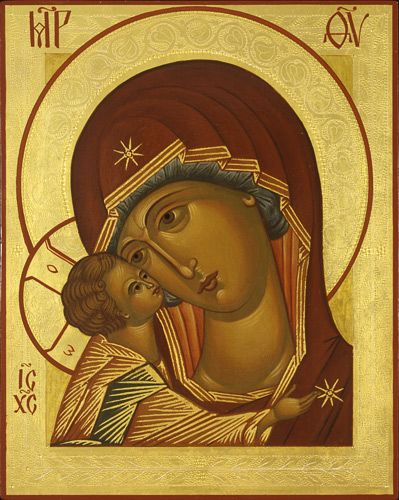 Our Lady of Tenderness (seems like a Igorskaja to me)