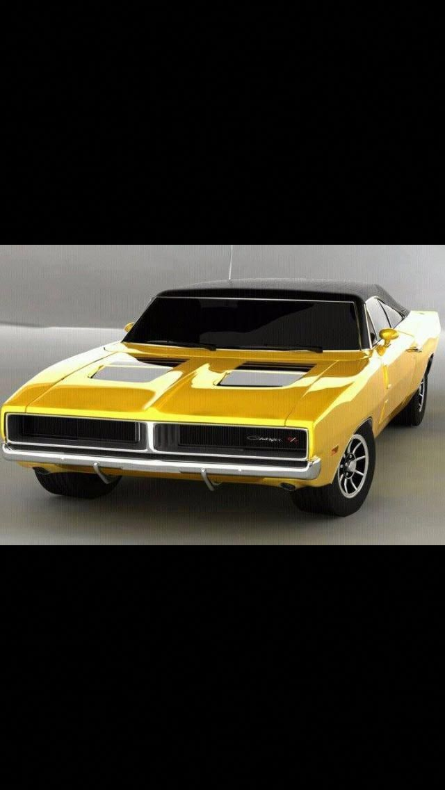 69 Charger R T: 69 Dodge Charger #DodgeChargerclassiccars
