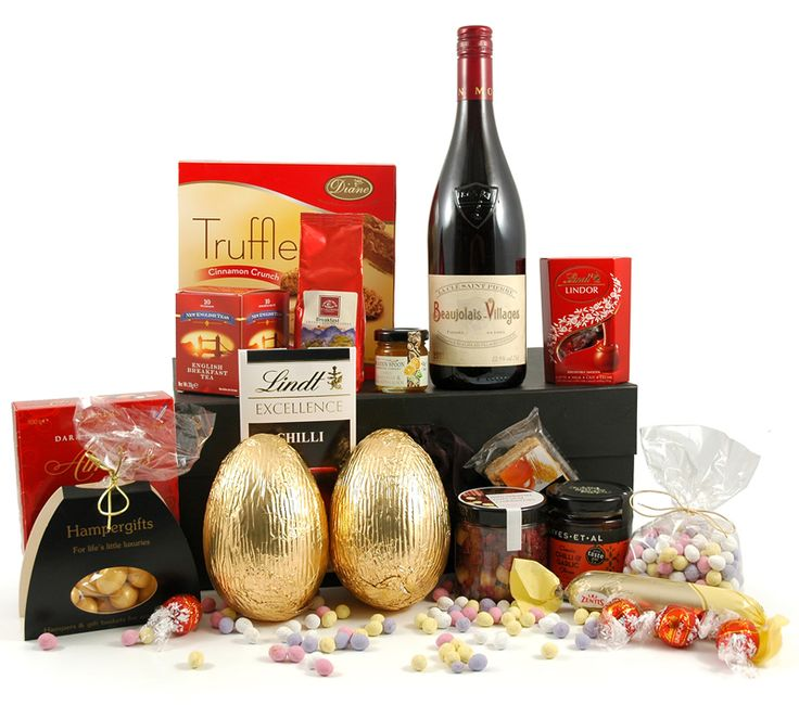 Best 25 easter hampers ideas on pinterest easter bonnets boys indulge the whole family with our premium family easter hamper its packed with scrummy easter eggs a bottle of fruity beaujolais la cle saint pierre and negle Images