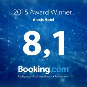 Alexis hotel an award winning hotel in chania town