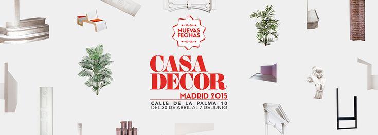Edición Madrid 2015 :http://casadecor.es/madrid-2015/