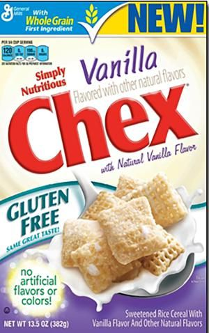 Get the Scoop on the Many, Many Gluten-Free Cereals You Can Enjoy: Chex is one of many gluten-free cereals