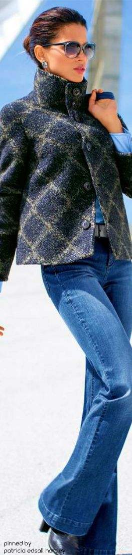 Madeleine - Winter 2015   women fashion outfit clothing stylish apparel @roressclothes closet ideas