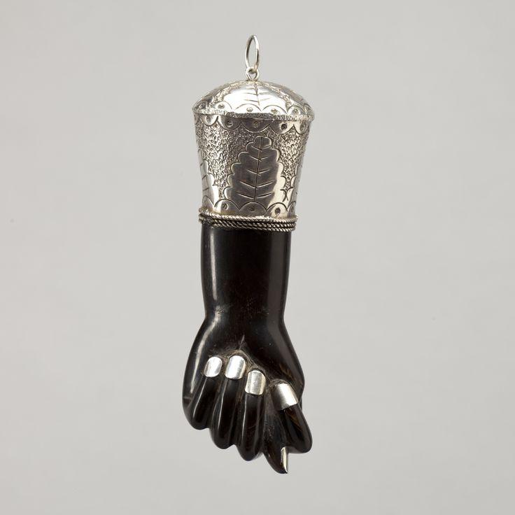 found Fist jewelry