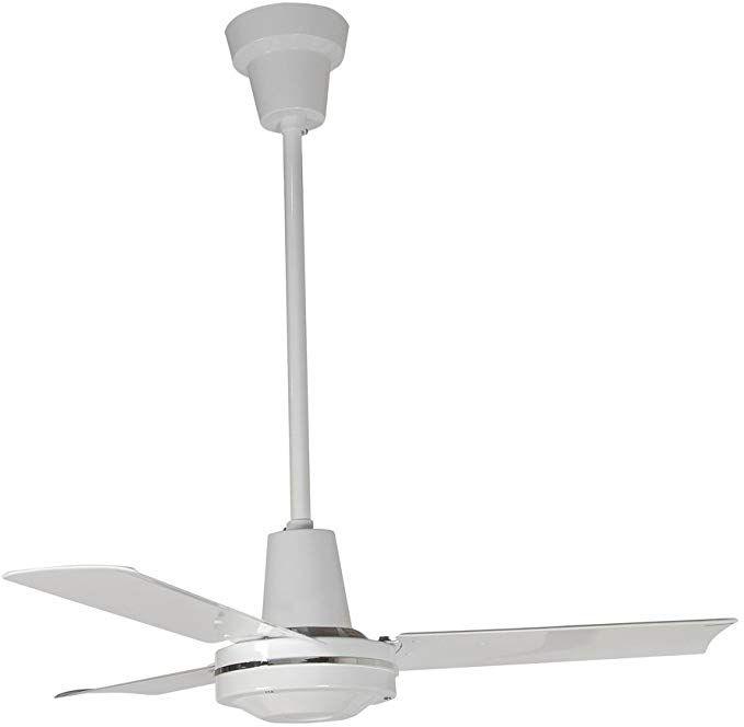 Leading Edge 36201 Heavy Duty Ceiling Fan 12500 Cfm White Review