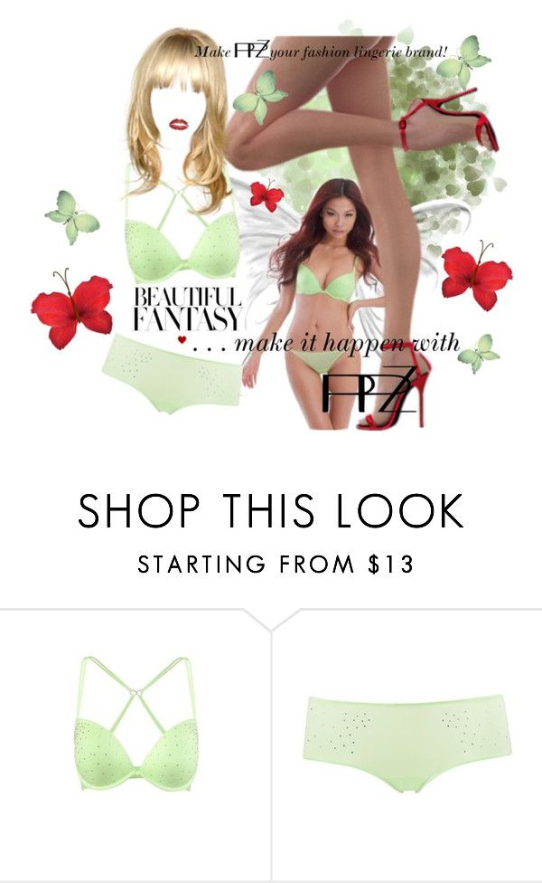 """""""PPZ Fashion Lingerie"""" by neicy-i ❤ liked on Polyvore"""
