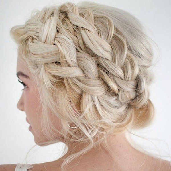 Hairstyles For A Summer Wedding : 287 best wedding hairstyles images on pinterest