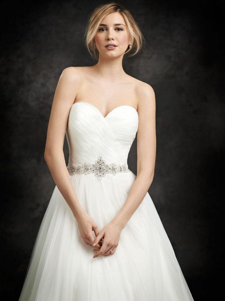 55 best Ella Rosa Dresses images on Pinterest | Short wedding gowns ...
