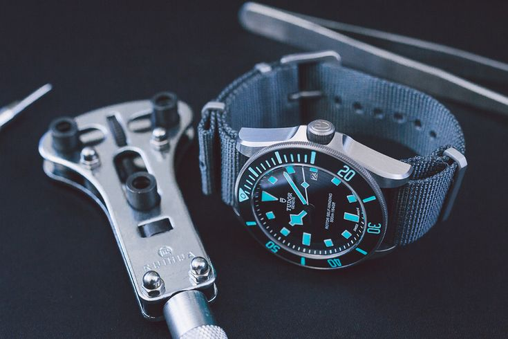 Got the new Nato in the mail today, fitted on the Tudor Pelagos...
