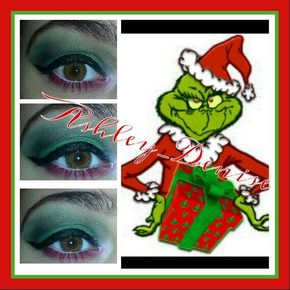 My Christmas Look follow my instagram @ashley_denise_mua