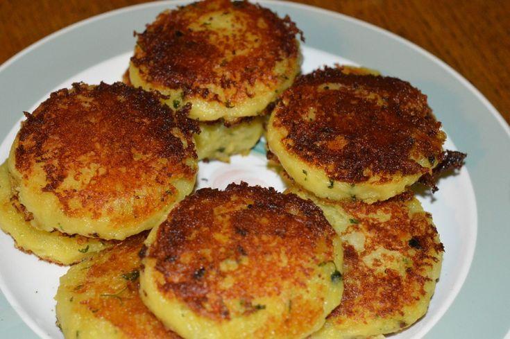 sub w/sweet potato //3 ingredient potato cakes