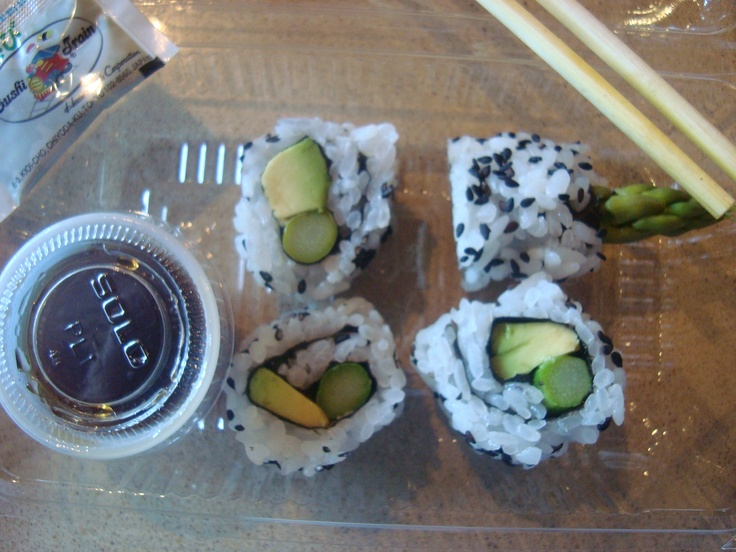sushi train - sydney :)